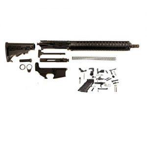 AR-15 PISTOL KIT COMPLETE WITH 80% LOWER - Adventure Survivalist