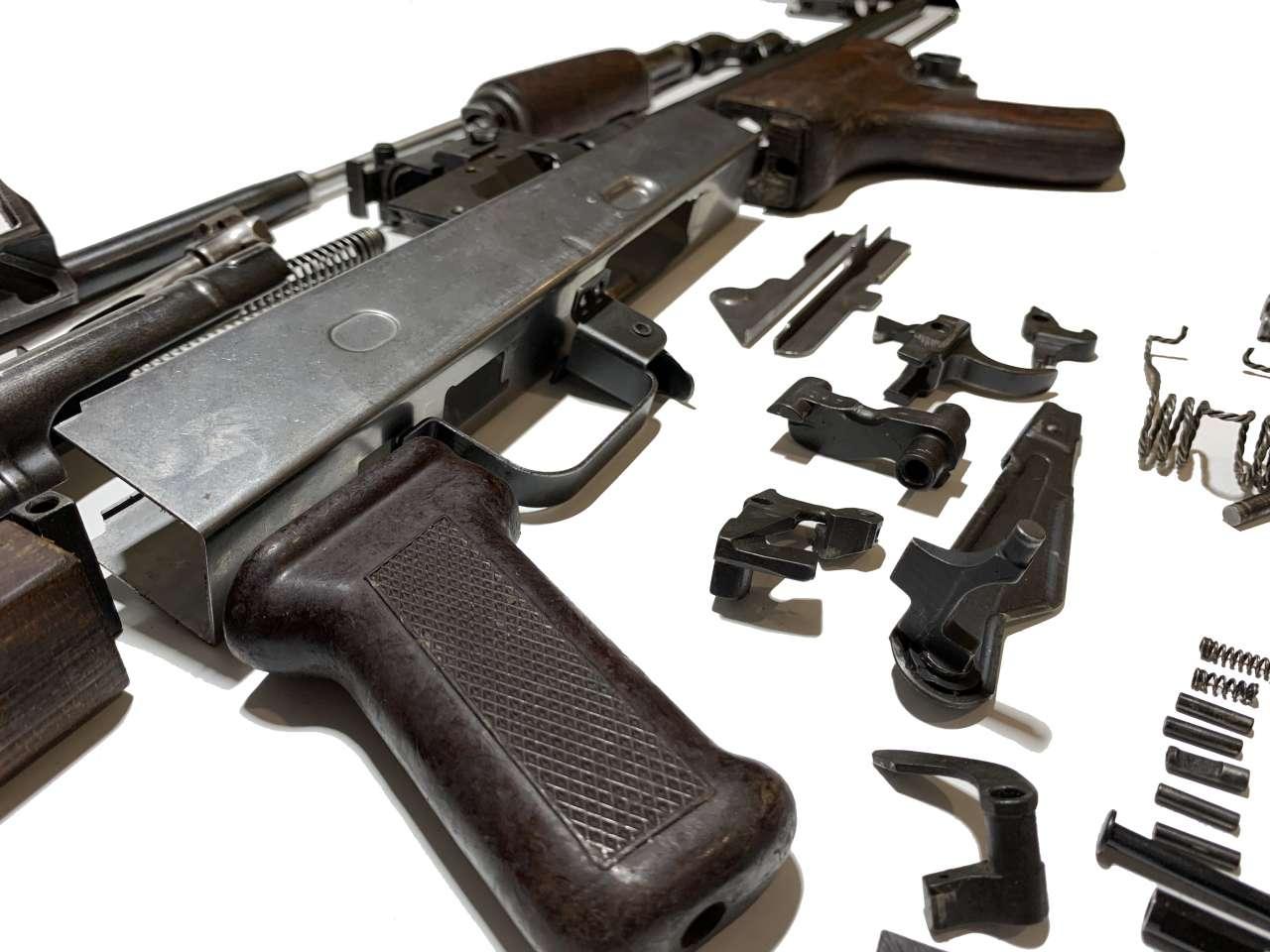 Romanian AKM47 Parts Kit